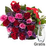 15 Rosen im Bund