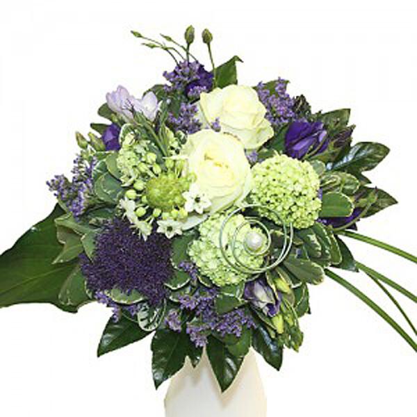 Blumenstrauß Madame Violet
