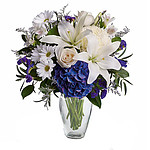 Blumenstrauß Iris