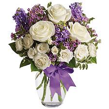Blumenstrauß Lavender