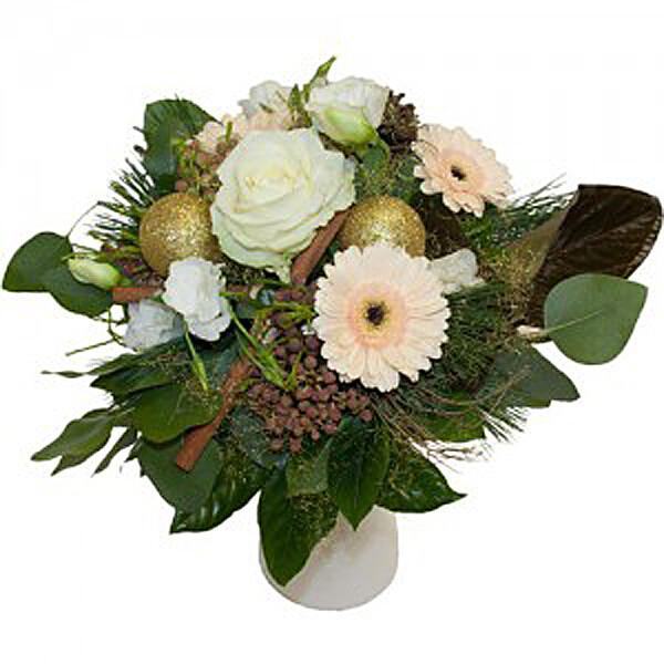 Blumenstrauß Weiße Pracht