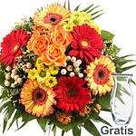 Flower Bouquet Topas