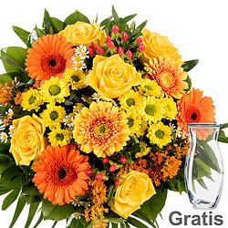 Blumenstrauß Madeira