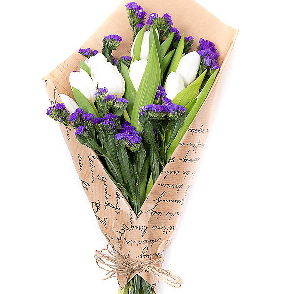 Blumenstrauß Tulpenbote