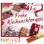 """Merci Große Vielfalt """"Frohe Weihnachten"""""""