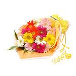 Blumenstrauß Farbsensation