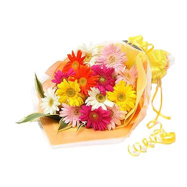 Flower Bouquet Farbsensation