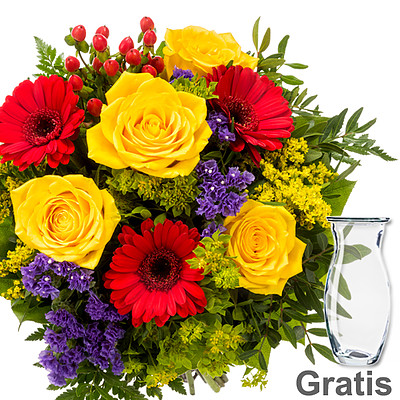 Flower Bouquet Blütenfee