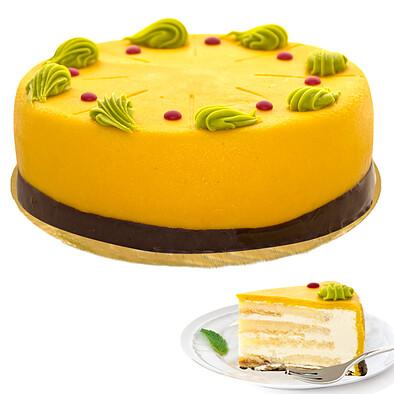Dessert Passion Fruit Cake