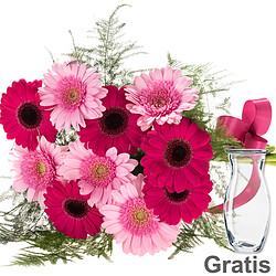 Blumenstrauß Abendrot