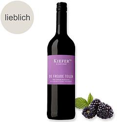 """Rotwein """"Die Freude teilen"""" (0,75l)"""