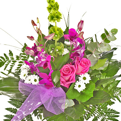 Blumenstrauß Tropica