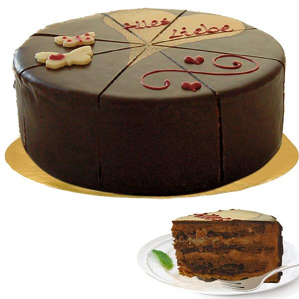"""Dessert Cake """"Alles Liebe"""""""