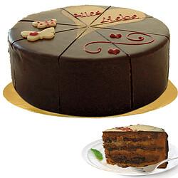 """Dessert-Torte """"Alles Liebe"""""""