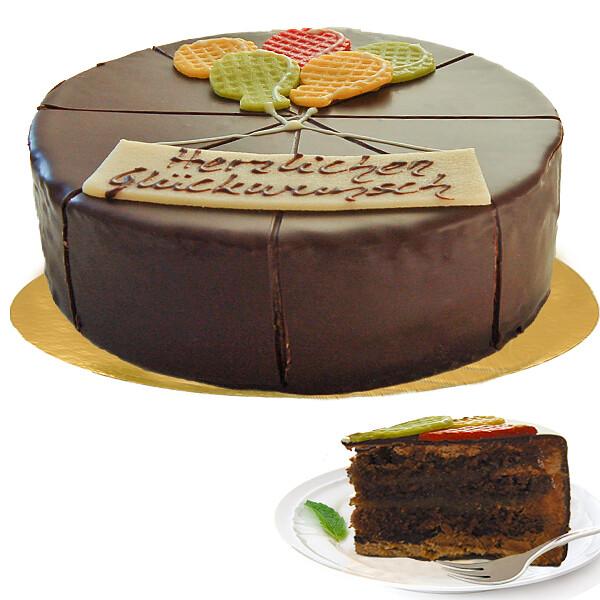 """Dessert Cake """"Herzlichen Glückwunsch"""""""