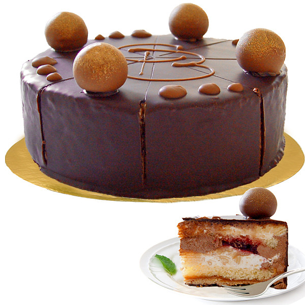 "Dessert-Torte ""Marc de Champenois"""