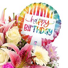 """Happy Birthday"" Balloon"