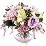 Flower Bouquet Pastel Posy