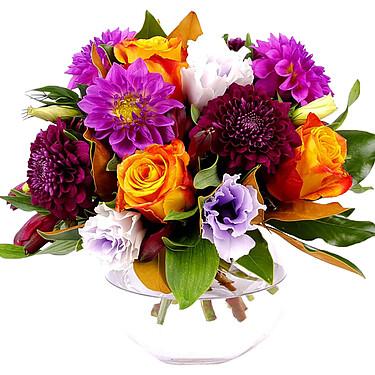 Flower Bouquet Brighten