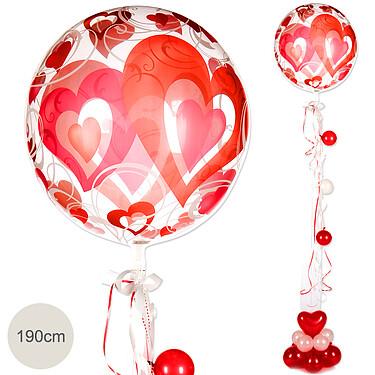 Riesenballon-Präsent