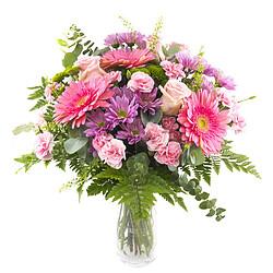 Flower Bouquet Pinky