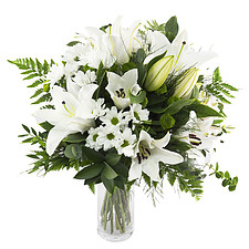 Blumenstrauß Eleganz
