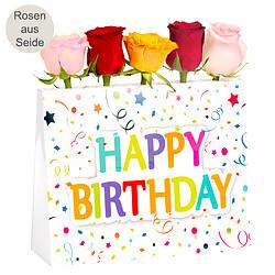 """Rosenensemble """"Happy Birthday"""""""