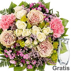 Blumenstrauß Glücksfee