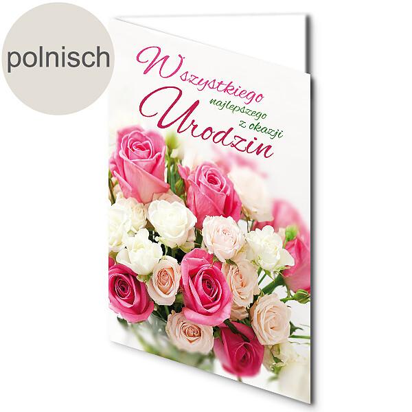 Polnische Motivkarte