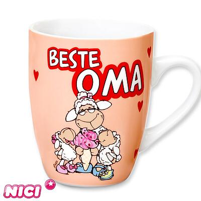 """Tasse """"Beste Oma"""""""