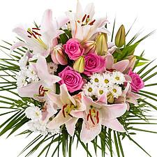"""Sympathy Bouquet """"Kraft"""""""