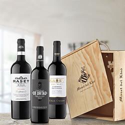Wine trio