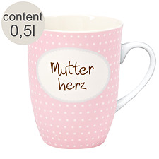 "Coffee Cup ""Mutterherz"""