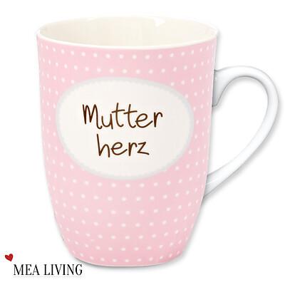 """Henkelbecher """"Mutterherz"""""""