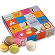 Präsentpackung Macarons