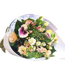 Blumenstrauß Pastelltraum