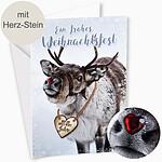 """Motivkarte """"Ein frohes Weihnachtsfest"""""""