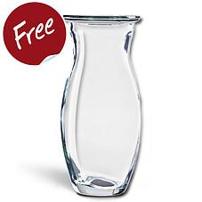 Glass Vase Jessika