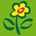 Blumenstrauß Frühlingsgarten mit Vase & 2 Ferrero Rocher