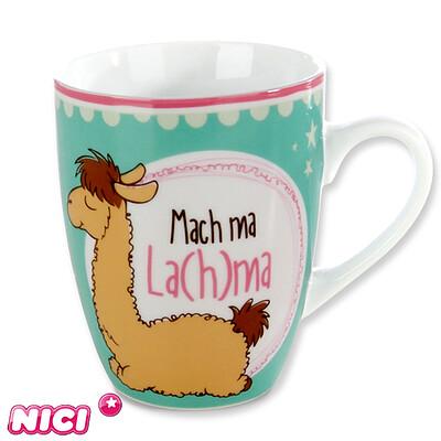 "Tasse ""Mach ma La(h)ma"""