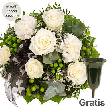 """Sympathy Bouquet """"Anteilname"""""""