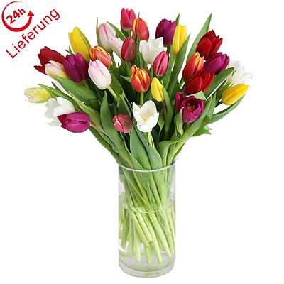 Blumenstrauß Tulpensensation