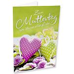 """Motivkarte """"Zum Muttertag von Herzen alles Liebe"""""""