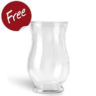 Glass Vase Marie