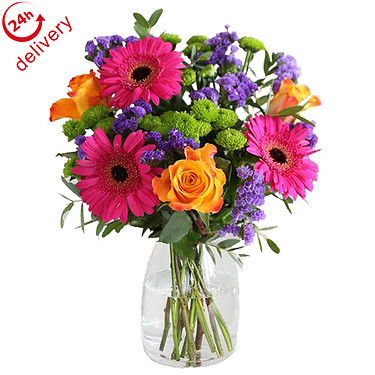 Flower Bouquet Picasso