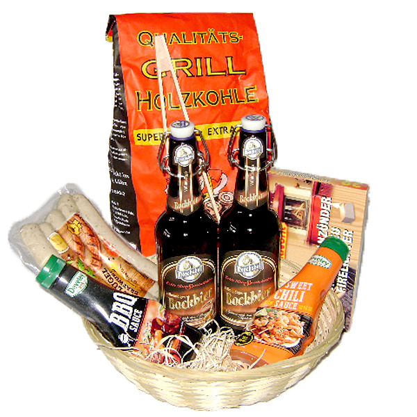 Gift basket Grilling Pleasure