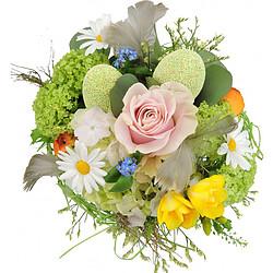 Flower Bouquet Osterglück