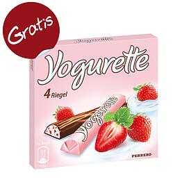 Ferrero Yogurette 4er Riegel