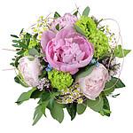 Flower Bouquet Beste Mama