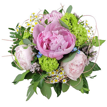 Flower Bouquet Beste Mama